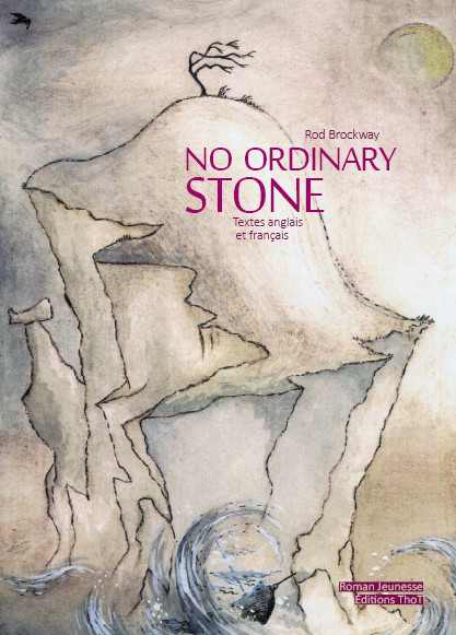 Couverture du livre No Ordinary Stone